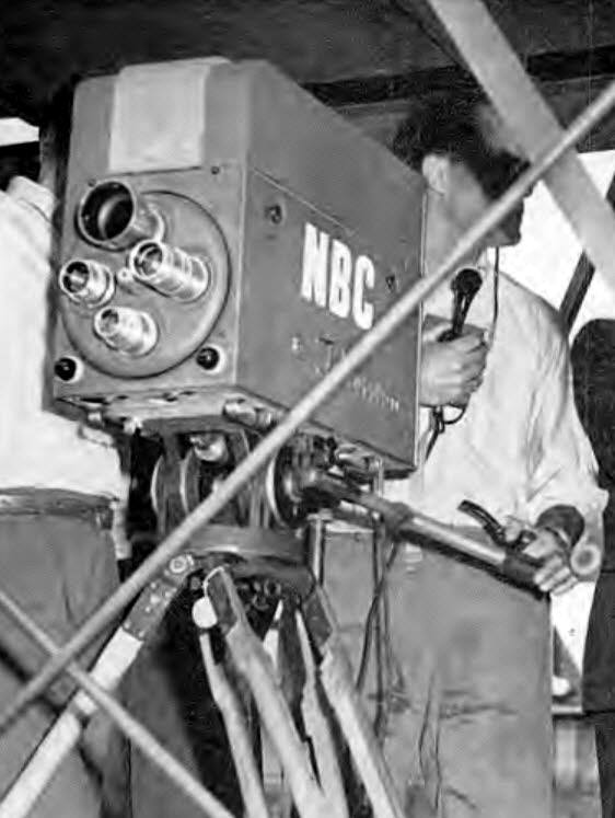 The Early RCA Cameras…1935-1946 – Eyes Of A Generation…Television's