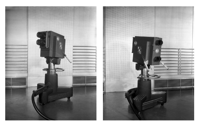 The Early Rca Cameras 1935 1946 Eyes Of A Generation