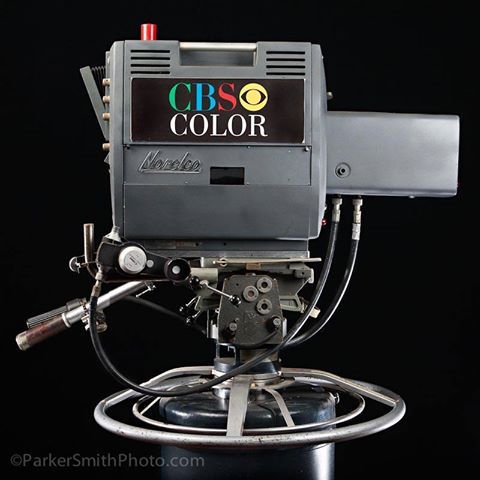 Norelco Cameras – Eyes Of A Generation…Television's Living History