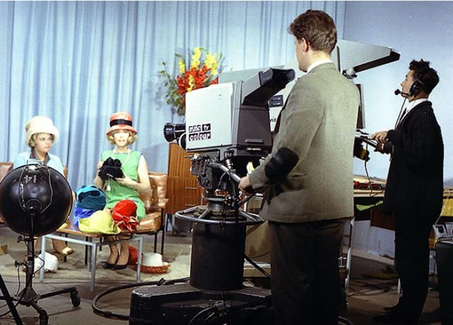 norelco cameras eyes of a generation television s living history
