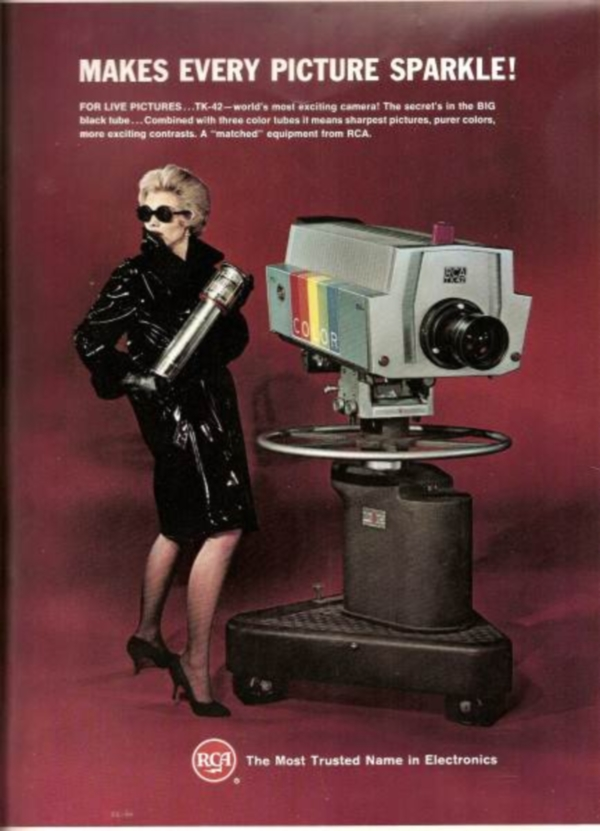 RCA TK42/TK43 – Eyes Of A Generation…Television's Living History
