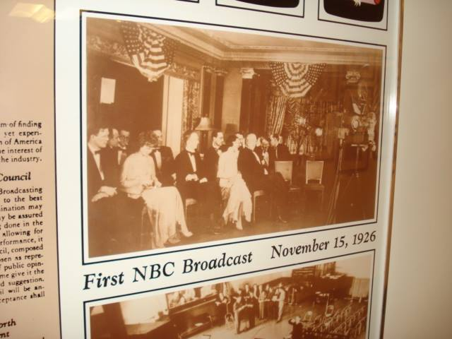 November 15, 1926…The First NBC Radio Broadcast, Part 1 – Eyes Of A