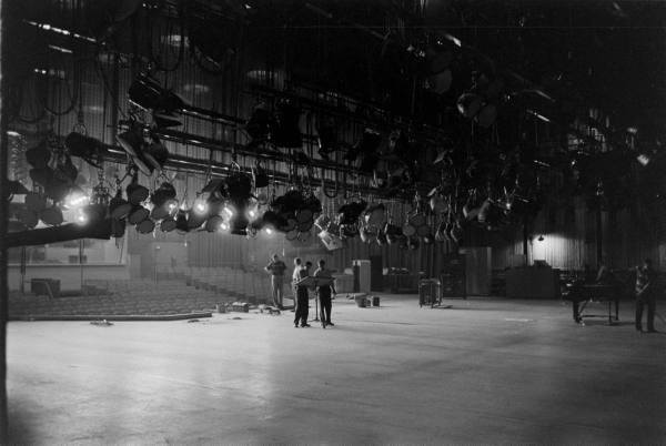 Cbs Television City Studio 31 1960 Eyes Of A Generation Television